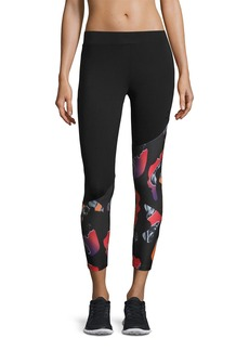 Puma Archive Camo-Print 7/8 Performance Leggings