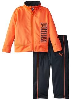 PUMA Baby Boys' Tricot Jacket and Pant Set