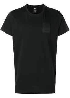 Puma back print T-shirt - Black