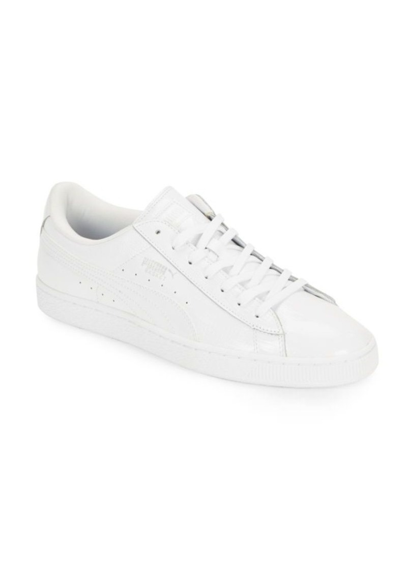 dcb19c508608 Puma PUMA Basket Classic Leather Lace-Up Sneakers Now  31.99