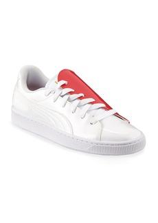 Puma Basket Crush Half-Heart Sneakers