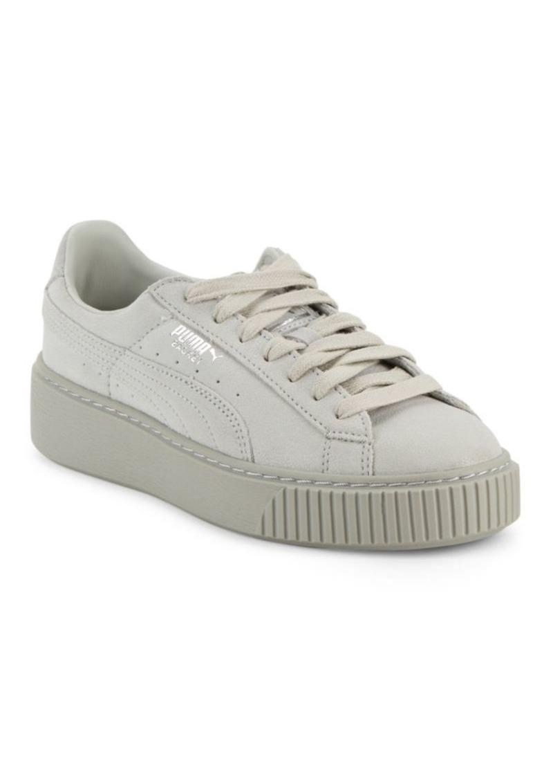 buy popular 31c3d 3cc64 Basket Platform Reset Sneakers