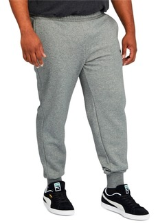 Puma Big & Tall Men's Fleece Joggers
