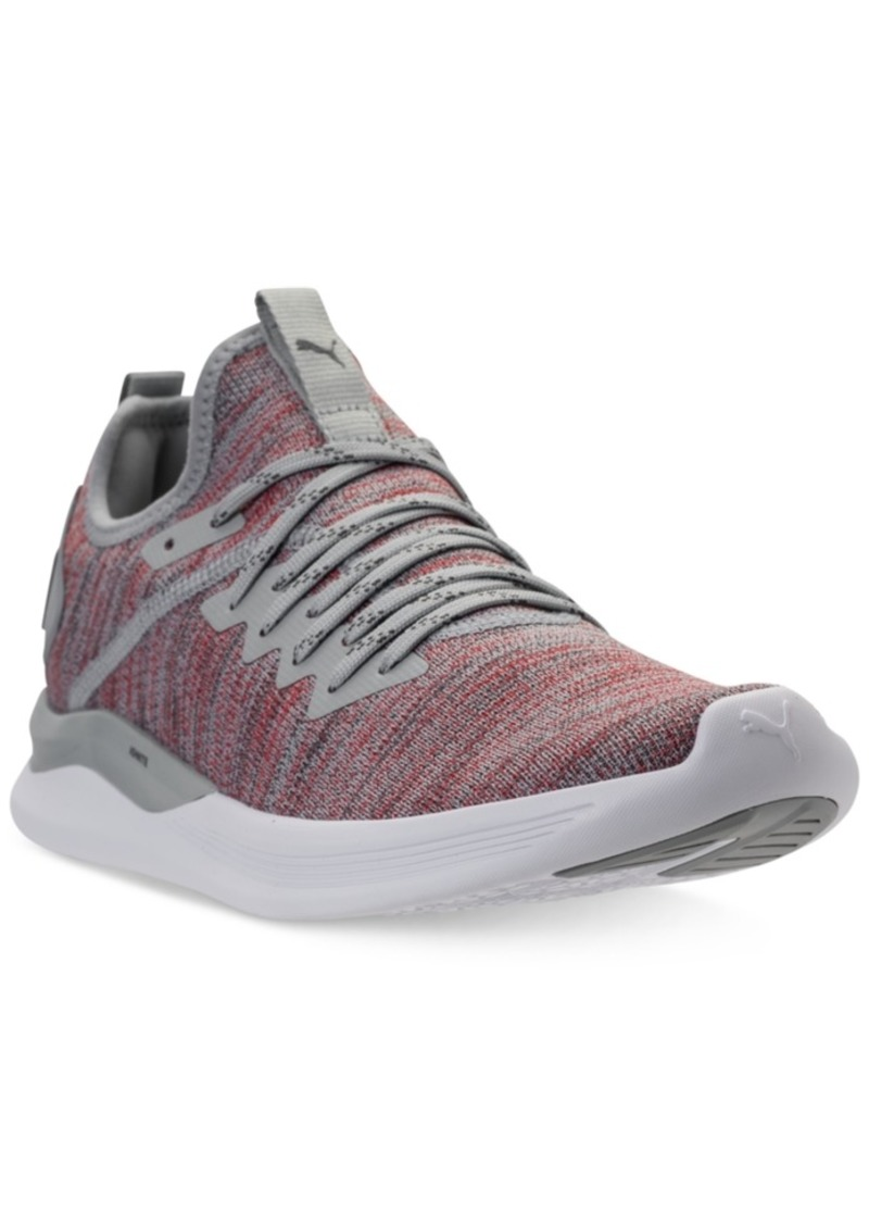 promo code 188d0 05548 Big Boys' Ignite Flash Evoknit Casual Sneakers from Finish Line