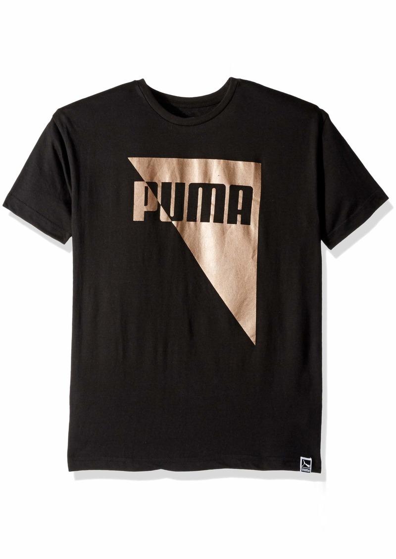 63de22863014 Big Boys' T-Shirt Black XL