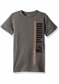 PUMA Big Boys' T-Shirt  L
