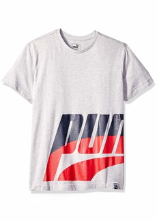 PUMA Big Boys' T-Shirt  M