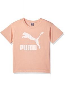 PUMA Big Girls' Archive T-Shirt  M