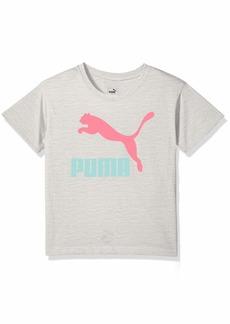 PUMA Big Girls' Archive T-Shirt  XL