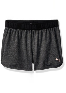 PUMA Big Girls' Dancer Shorts