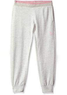PUMA Big Girls' Melange Jogger Pants   (16)