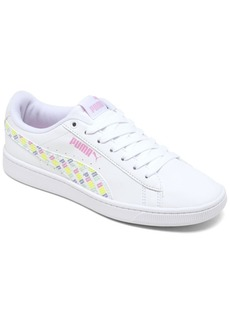 Puma Big Girls Vikky Repeat Casual Sneakers from Finish Line