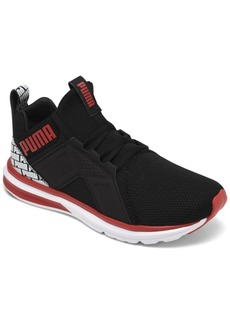 Puma Boy's Enzo Repeat Logo Training Sneakers from Finish Line