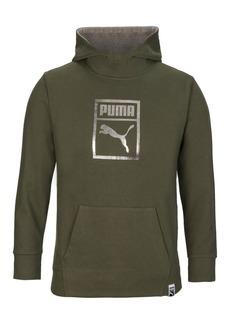 PUMA Boy's Heritage Hoodie