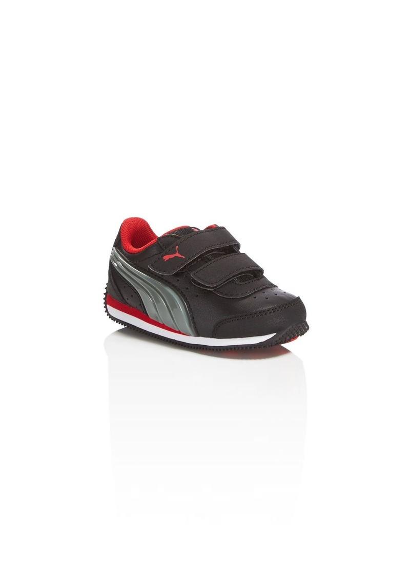 PUMA Boys' Speed Light Up Sneakers - Walker, Toddler