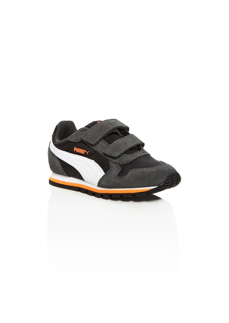 PUMA Boys' ST Runner Sneakers - Toddler, Little Kid
