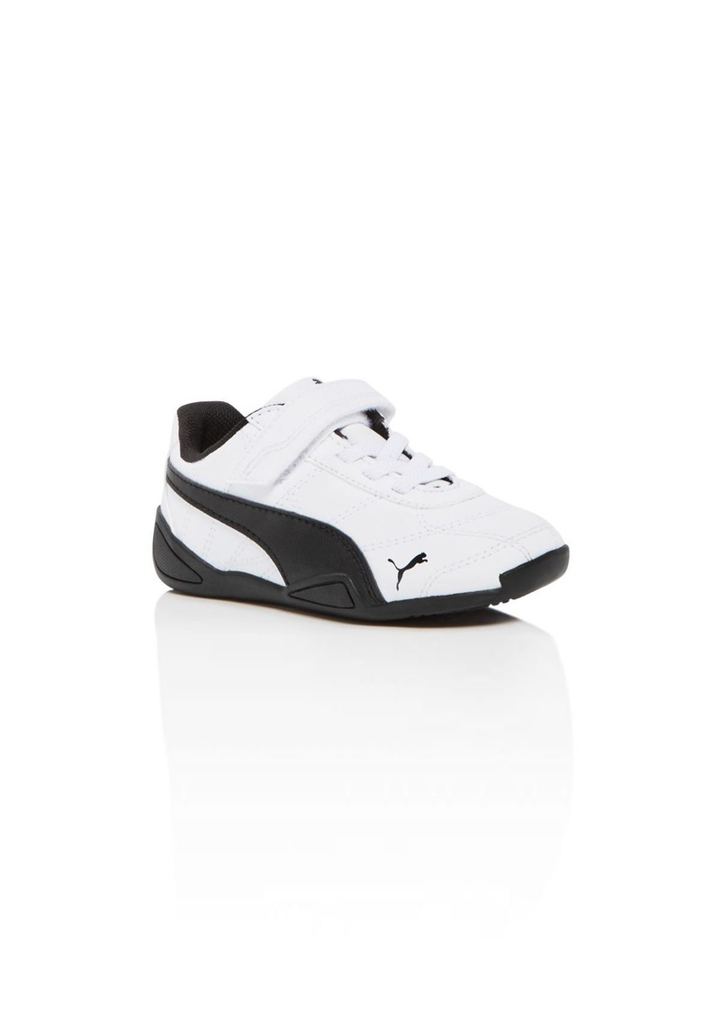 PUMA Boys' Tune Cat Lace Up Sneakers - Toddler