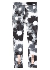 PUMA Brushstroke Print Leggings (Big Girls)