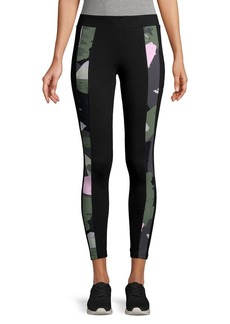 PUMA Camo-Striped Leggings