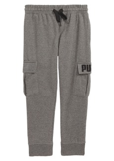 PUMA Cargo Pocket Sweatpants (Toddler Boys & Little Boys)