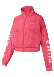 Puma Chase Cropped Jacket