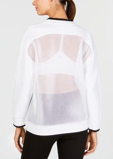 Puma Chase Sheer-Back T-Shirt