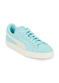 Puma Classic E Leather Sneakers