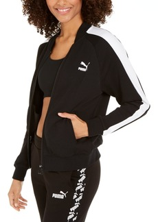 Puma Women's Classic T7 Relaxed Track Jacket