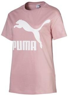 Puma Classics Cotton Logo T-Shirt