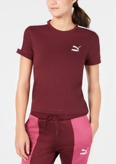 Puma Classics Cropped T-Shirt
