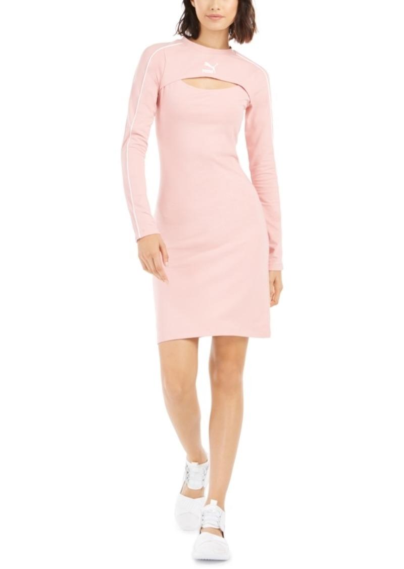 Puma Classics Cutout Dress
