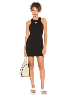 Puma Classics Ribbed Summer Dress