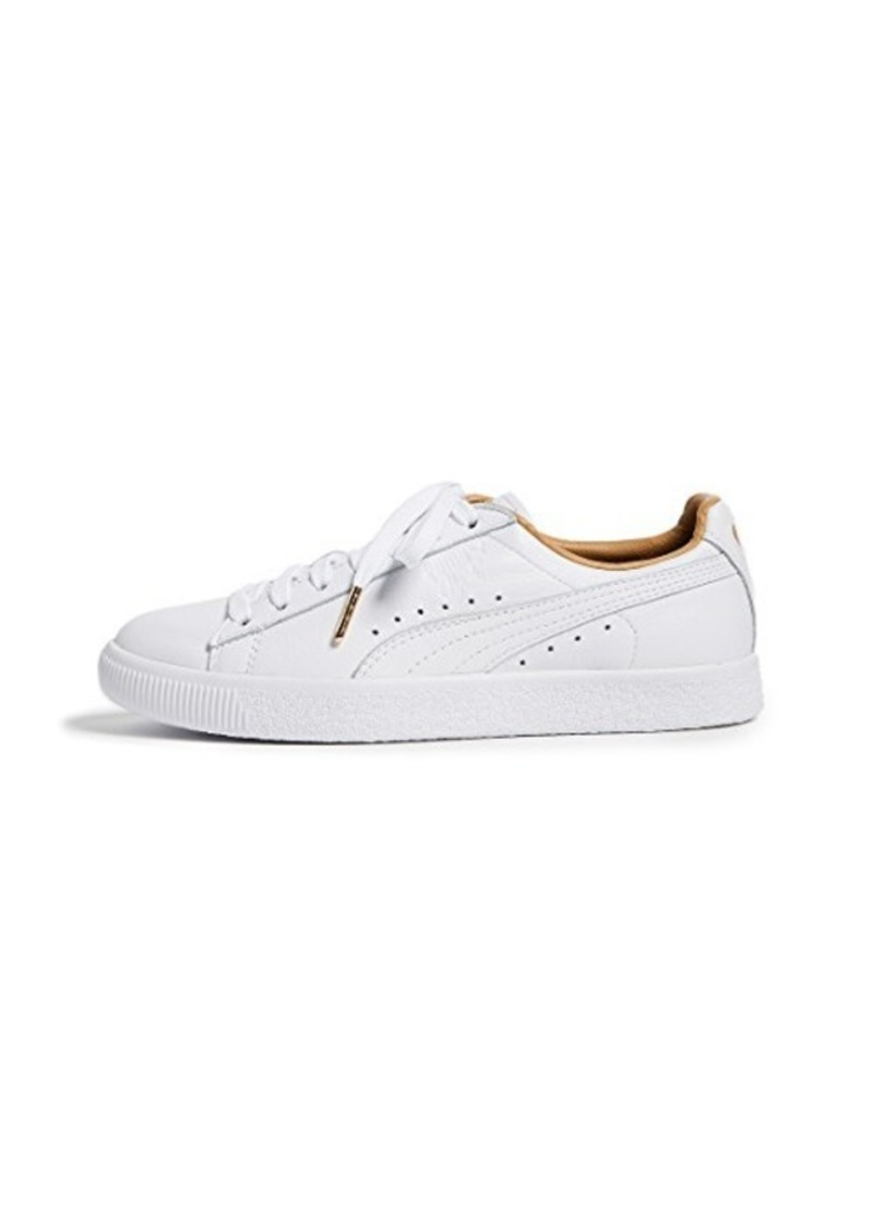 a3c2c6c3d71 On Sale today! Puma PUMA Clyde Core Leather Sneakers