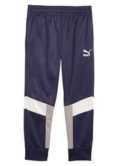 PUMA Colorblock Track Pants (Big Boys)