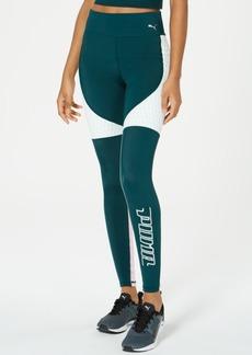 Puma Cosmic dryCELL Colorblocked High-Waist Leggings