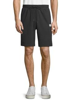 PUMA Cotton Logo Tower Shorts