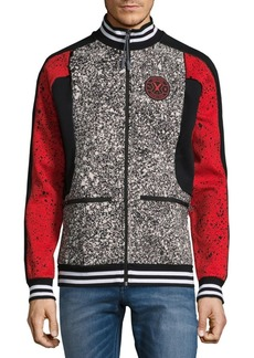 PUMA Daily Paper Speckle Track Jacket