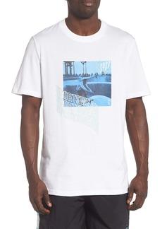 PUMA Downtown Graphic Beach T-Shirt