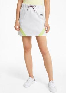 Puma Drawstring-Waist Mini Skirt