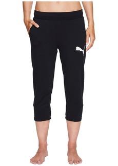 PUMA Elevated 3/4 Sweatpants