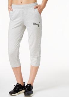 Puma Elevated Cropped Sweatpants