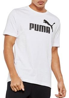 PUMA Ess Logo Graphic Tee