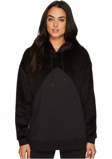 Puma Fabric Block Oversized Hoodie