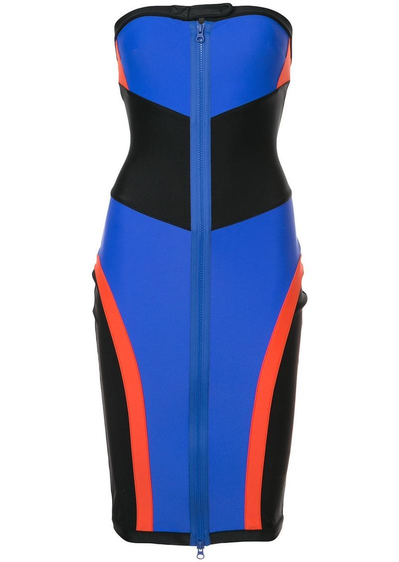 Puma Fenty By Rihanna colour block midi dress