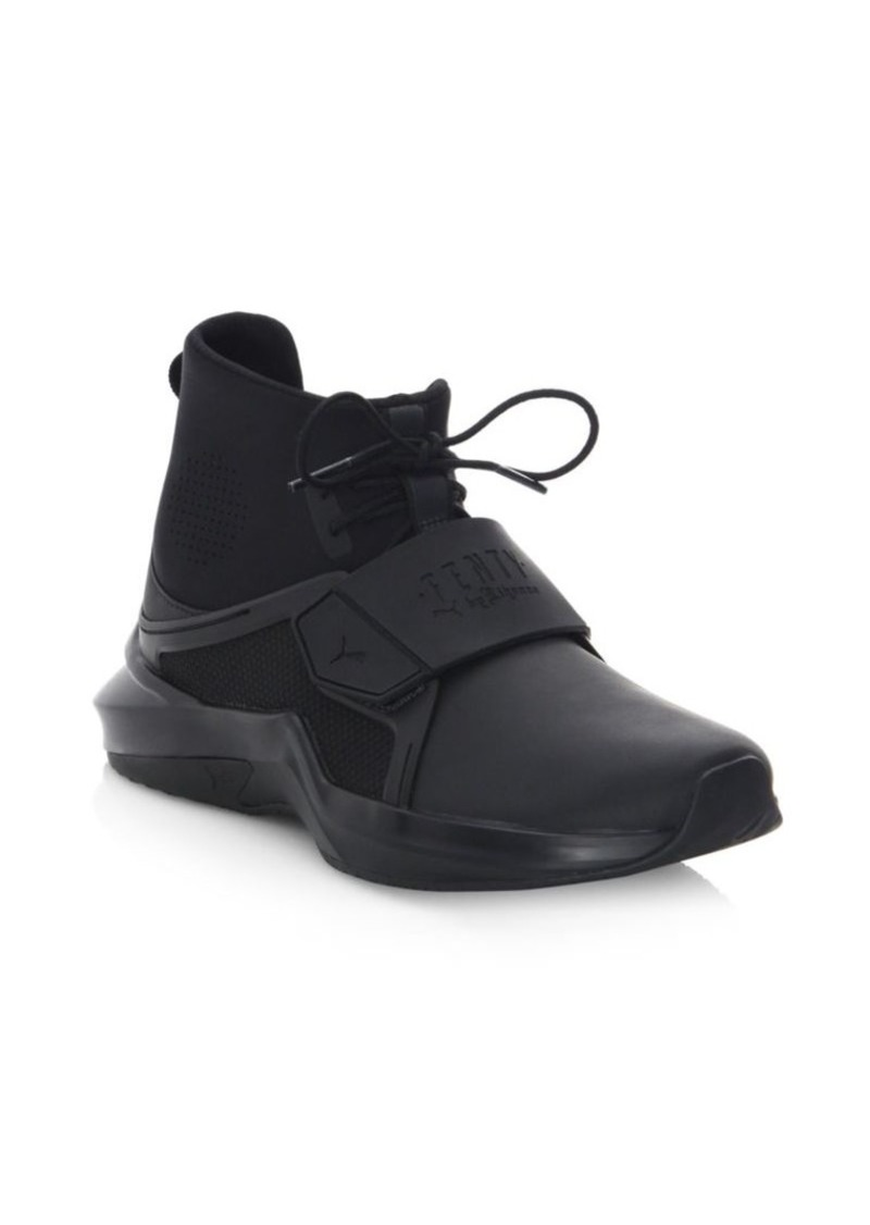 huge discount 56bea dcb0c FENTY by Rihanna High-Top Trainer Sneakers