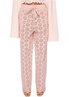 PUMA Fenty Die Cut Embroidered Pants