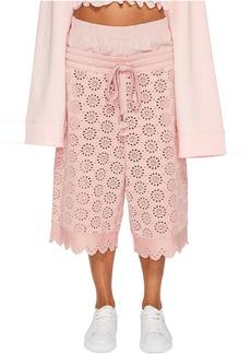 Puma Fenty Embroidered Long Shorts