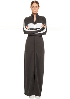 PUMA Fenty Mock Neck Maxi Dress