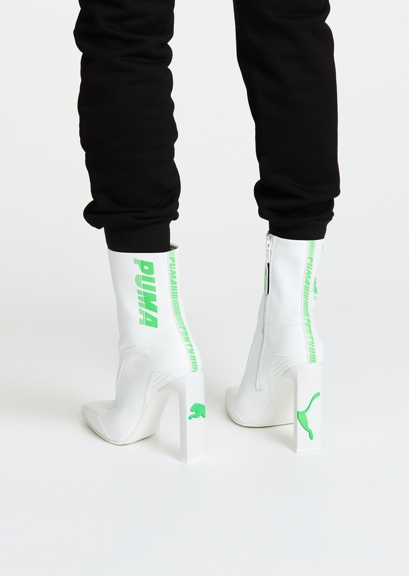 promo code 17092 b4137 FENTY x Ankle Boots