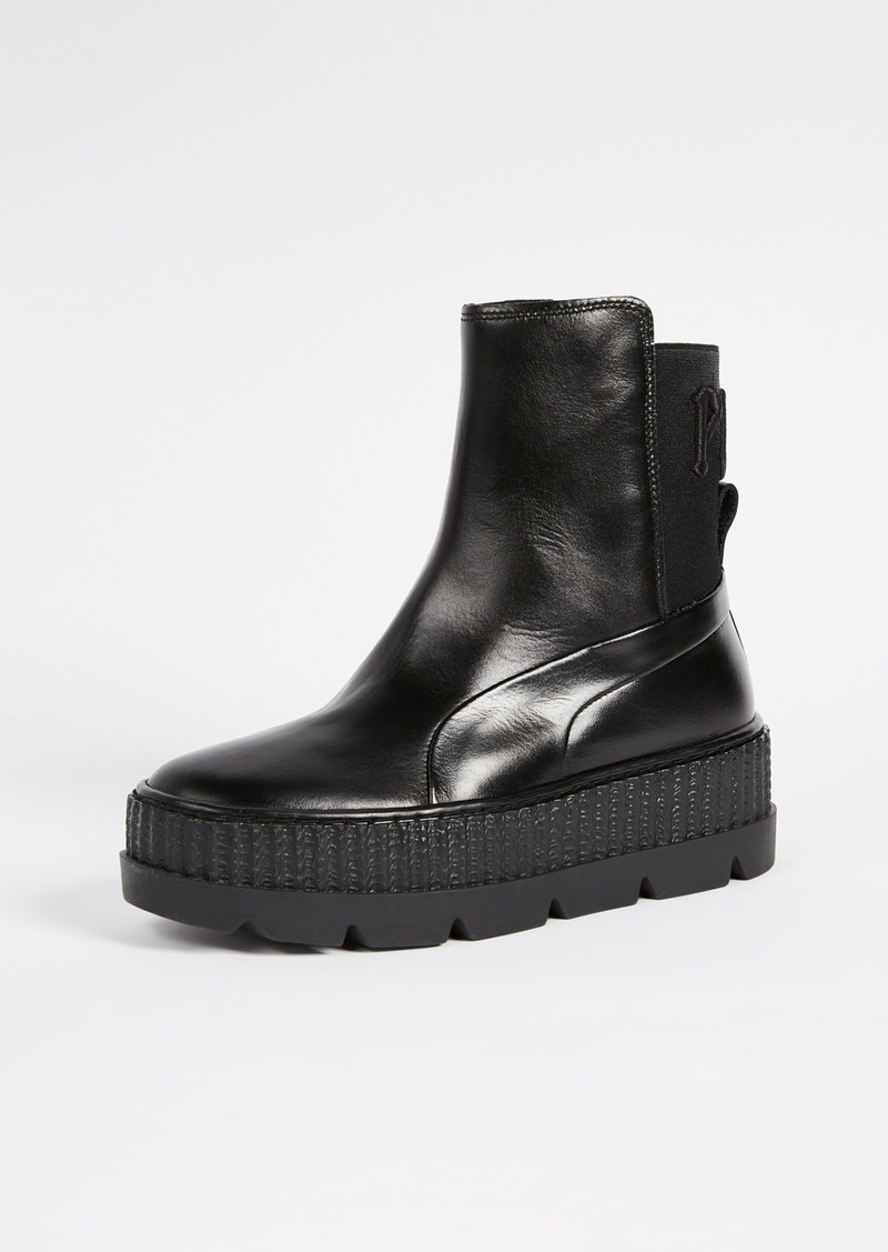 more photos fac32 4ad88 FENTY x Chelsea Sneaker Boots